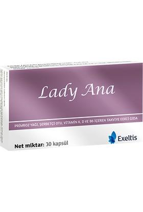 Exeltis Lady Ana 30 Kapsül