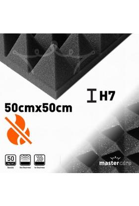 Mastercare Karbon Piramit Akustik Sünger 50 Cm Yükseklik 7 Cm 423408