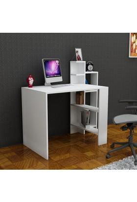 Arnetti Metu Çalışma Masası Beyaz