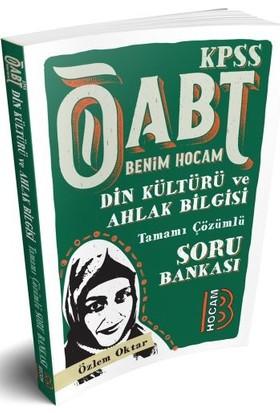 Benim Hocam Yayınları 2018 Öabt Din Kültürü Ve Ahlak Bilgisi Tamamı Çözümlü Soru Bankası