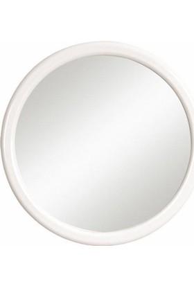 Evcazım Dekoratif Yuvarlak Ayna