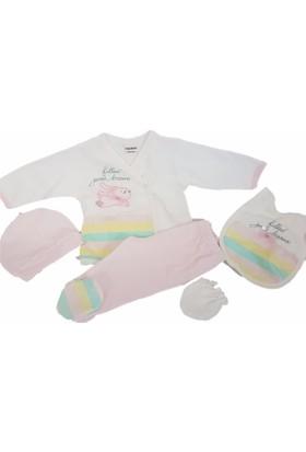 Flexi Baby 134128 Kız Tulum