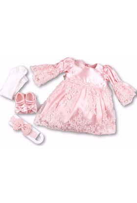 Pugi 3302 Kız Mevlüt Elbisesi