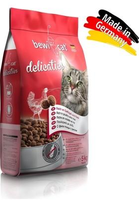 Bewi Cat Tahılsız Tavuklu Kısır Kedi Maması 5Kg