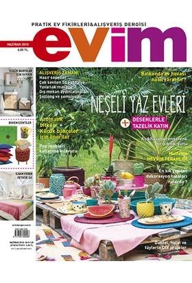 Evim Dergisi Yıllık Abonelik (12 Sayı)