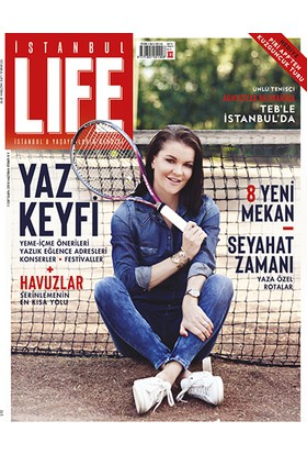 İstanbul Life Dergisi Yıllık Abonelik (12 Sayı)