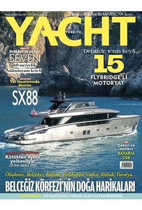 Yacht Türkiye Dergisi Yıllık Abonelik (12 Sayı)