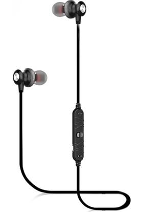 Azemax A980BL Kablosuz Sport Bluetooth Kulaklık Siyah
