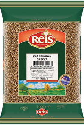 Reis Karabuğday 1 kg