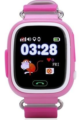 Tsmart Akıllı Çocuk Saati / Telefonu - Pembe