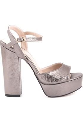 Kemal Tanca 181Tck668 30104 Kadın Platform Topuk Ayakkabı