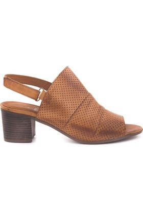 Kemal Tanca 171Tck462 5103 Kadın Topuklu Sandalet
