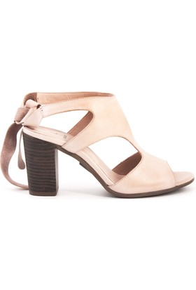 Kemal Tanca 181Tck462 7093 Kadın Topuklu Sandalet