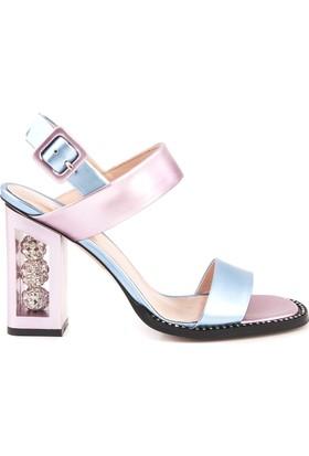 Rouge 181Rgk720 1020-140 Kadın Topuklu Ayakkabı