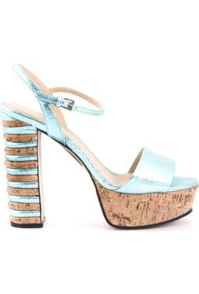 Rouge 181Rgk720 319-127 Kadın Platform Topuk Ayakkabı