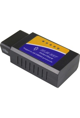 Elm327 Bluetooth V1.5 Arıza Tespit Teşhis Cihazı Döküm Çipli Türkçe Elm 327