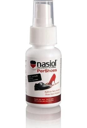 Nasiol Pershoes Nano Her Tür Ayakkabi Su Sıvı Geçirmezlik Spreyi 423663
