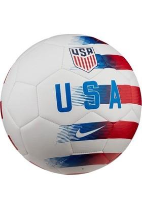 Nike Sc3228-100 Usa Nk Prestige Amerika Futbol Antrenman Topu