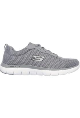 Skechers Erkek 52125-Gry Memory Foam Ayakkabı