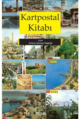 Kartpostal Kitabı - Emine Gürsoy Naksali
