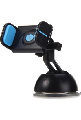 Hoco CPH17 Vakumlu Telefon Tutucu - Mavi