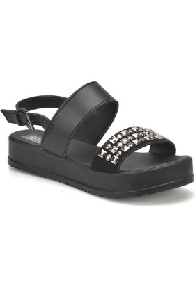 Butigo 18S-172 Siyah Kadın Sandalet