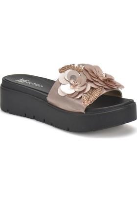 Butigo 18S-Ct8737-9 Pudra Kadın Ayakkabı