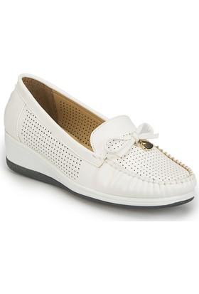 Polaris 81.158445.Z Beyaz Kadın Basic Comfort
