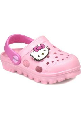 Hello Kitty 92612 Pembe Kız Çocuk Terlik