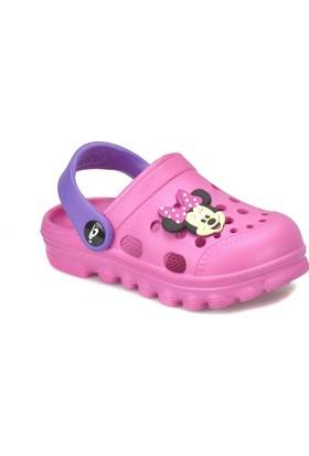 Mickey Mouse 92616 Pembe Kız Çocuk Terlik