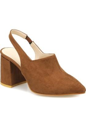 Butigo Agata Taba Kadın Ayakkabı