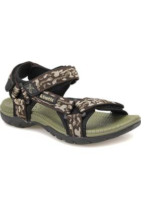 Kinetix Allegro Haki Erkek Sandalet