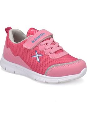 Kinetix Alpın Açık Pembe Açık Mavi Açık Gri Kız Çocuk Yürüyüş Ayakkabısı