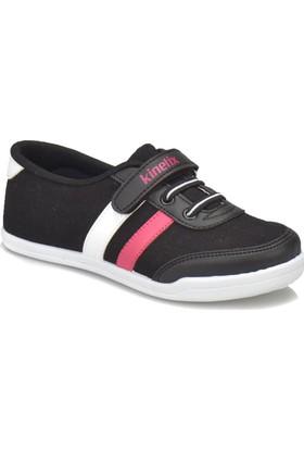 Kinetix Balen Siyah Kız Çocuk Sneaker