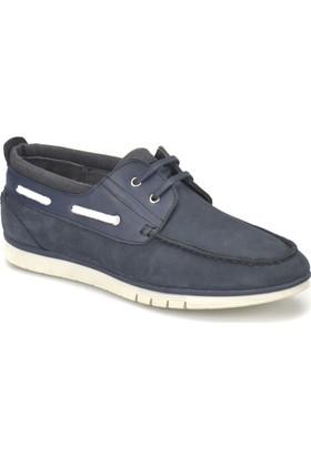Panama Club Bt1152 Lacivert Erkek Deri Ayakkabı