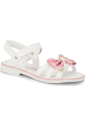 Pink Step Sarah-1 Beyaz Kız Çocuk Basic