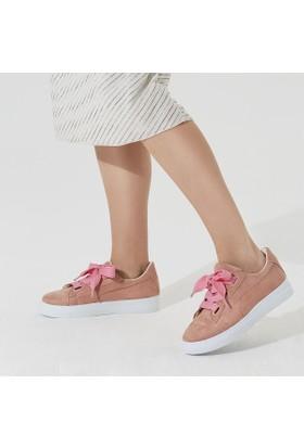 Butigo Set04Z Pudra Kadın Sneaker Ayakkabı
