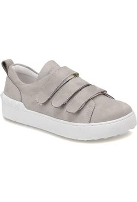 Butigo Soft Gri Kadın Sneaker Ayakkabı