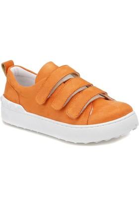 Butigo Soft Turuncu Kadın Sneaker Ayakkabı