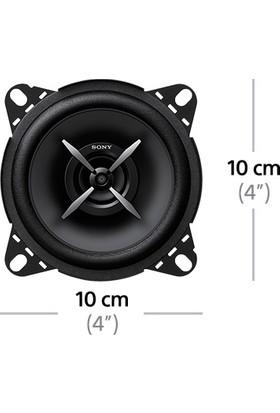 Sony XS-FB1020E: 10 cm 2-Yollu Koaksiyel Tweeter'li Hoparlör