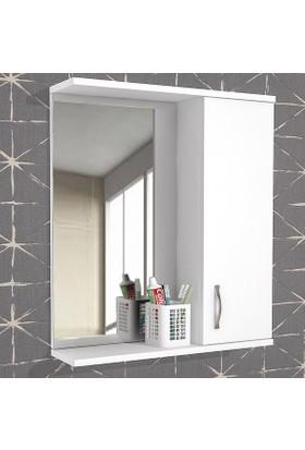 Evmanya Haus Aynalı Üst Modül 65 cm Dolap
