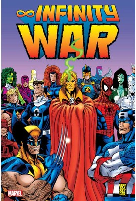 Infinity War - Jim Starlin