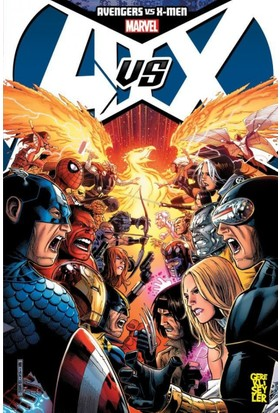 Avengers vs X-Men: 1 - Brian Michael Bendis