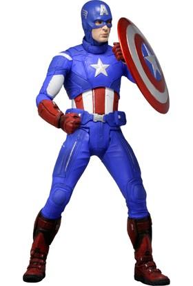 Neca Avengers Captain America 1/4 Scale Figure