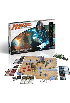 Magic The Gathering Arena Of The Planeswalkers Kutu Oyunu