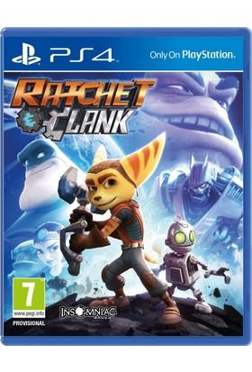 Sony Ratchet & Clank PS4 - (Türkçe Dublaj)