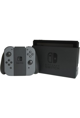 Nintendo Switch Gri Renk Joy Con