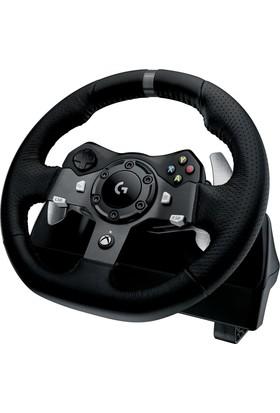 Logitech G920 Driving ForceYarış Direksiyonu PC/XBOX ONE Uyumlu