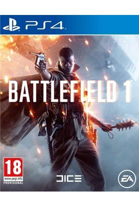 Ps4 Battlefield 1 Türkçe Menü