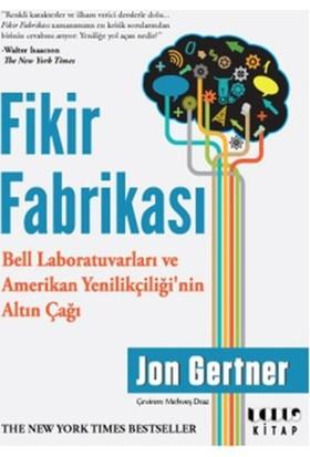 Fikir Fabrikası - Jon Gertner